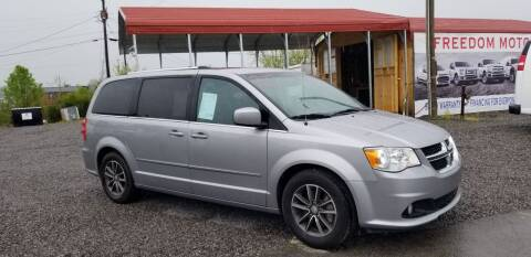 2017 Dodge Grand Caravan for sale at Freedom Motors LLC in Knoxville TN