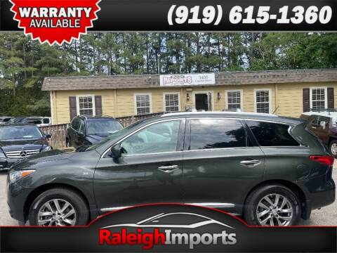 2014 Infiniti QX60 for sale at Raleigh Imports in Raleigh NC