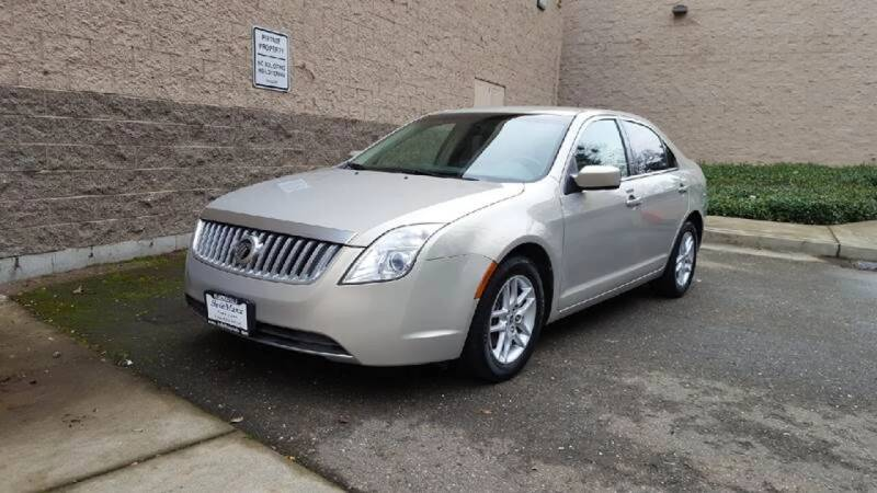 2010 Mercury Milan for sale at SafeMaxx Auto Sales in Placerville CA