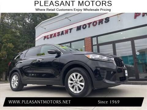 2019 Kia Sorento for sale at Pleasant Motors in New Bedford MA