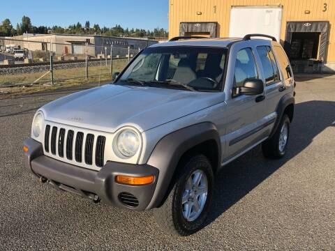 2002 Jeep Liberty for sale at South Tacoma Motors Inc in Tacoma WA