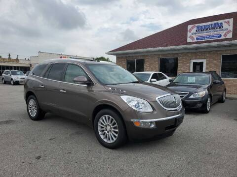 2009 Buick Enclave for sale at Honest Abe Auto Sales 1 in Indianapolis IN