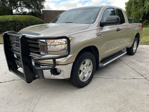 2008 Toyota Tundra for sale at United Luxury Motors in Stone Mountain GA