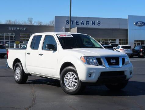 2018 Nissan Frontier for sale at Stearns Ford in Burlington NC