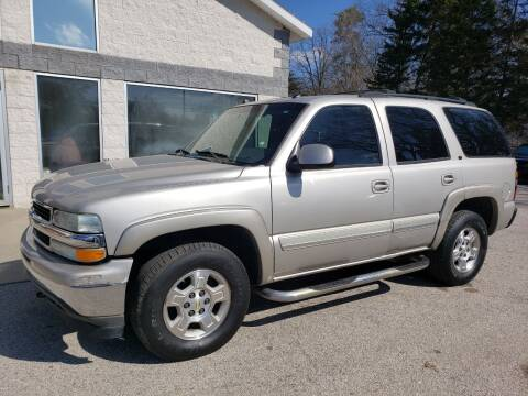 2005 Chevrolet Tahoe for sale at Anytime Auto in Muskegon MI