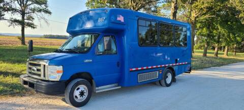 2011 Ford E-450ShuttleBus  for sale at Allied Fleet Sales in Saint Charles MO