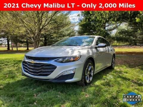 2021 Chevrolet Malibu for sale at Clark Chevrolet in Cayuga IN
