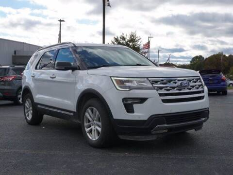 2019 Ford Explorer for sale at Szott Ford in Holly MI