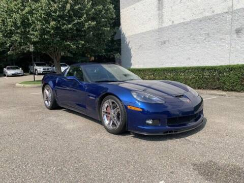 2007 Chevrolet Corvette for sale at Select Auto in Smithtown NY