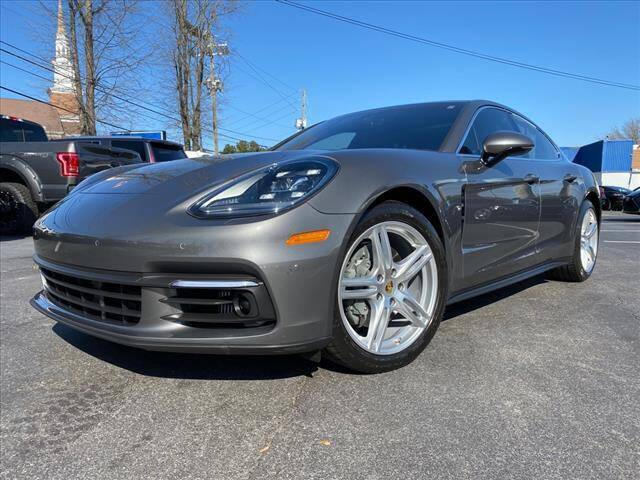 2017 Porsche Panamera for sale at iDeal Auto in Raleigh NC