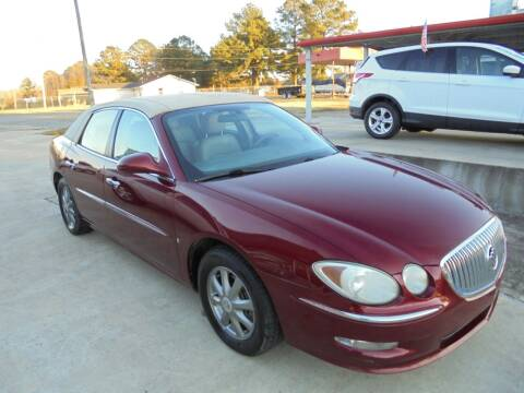 2009 Buick LaCrosse for sale at US PAWN AND LOAN in Austin AR