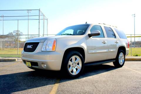 2009 GMC Yukon for sale at MEGA MOTORS in South Houston TX