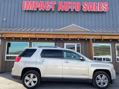2015 GMC Terrain for sale at Impact Auto Sales in Wenatchee WA