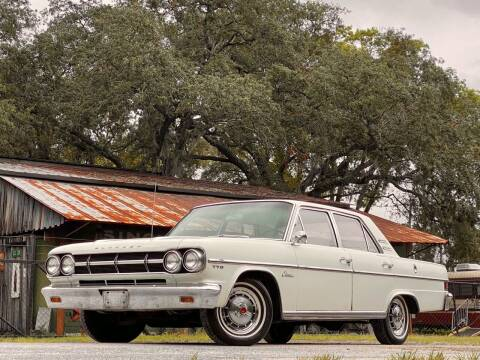 1965 AMC Rambler for sale at OVE Car Trader Corp in Tampa FL