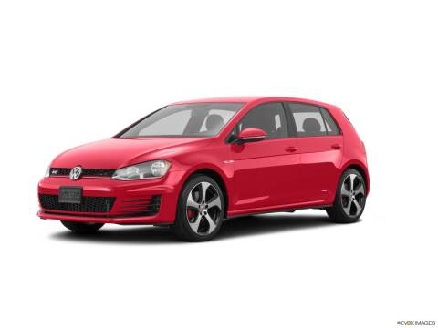 2016 Volkswagen Golf GTI for sale at BELKNAP SUBARU in Tilton NH