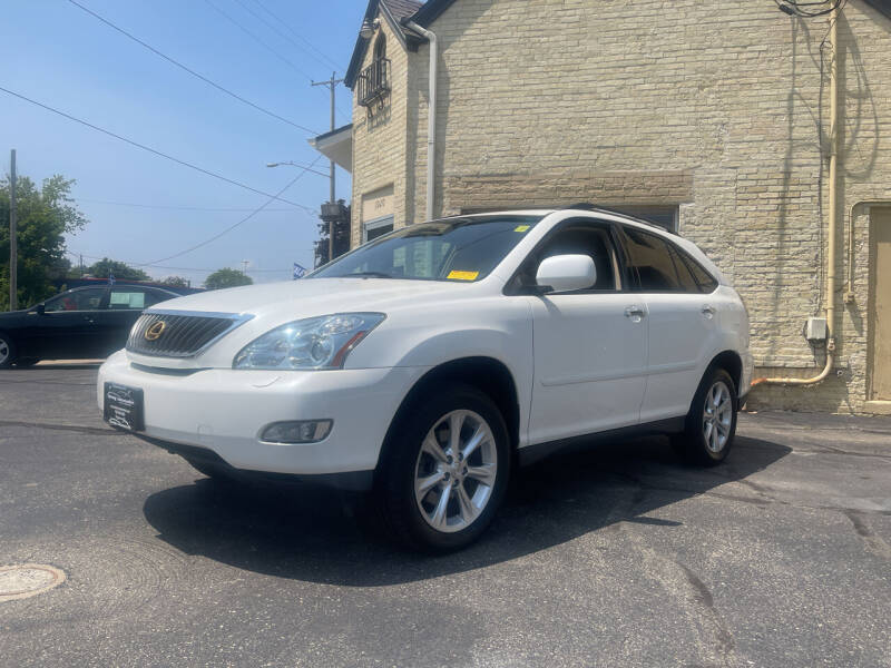 2008 Lexus RX 350 for sale at Strong Automotive in Watertown WI