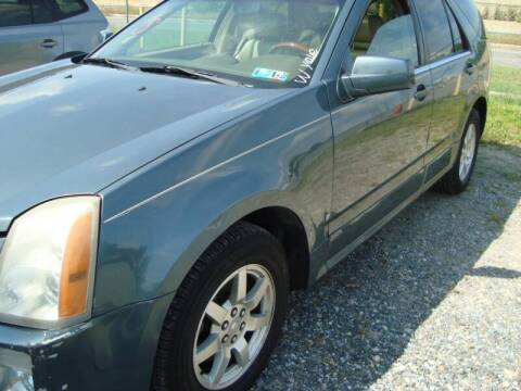 2006 Cadillac SRX for sale at Branch Avenue Auto Auction in Clinton MD