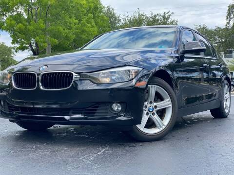 2015 BMW 3 Series for sale at HIGH PERFORMANCE MOTORS in Hollywood FL