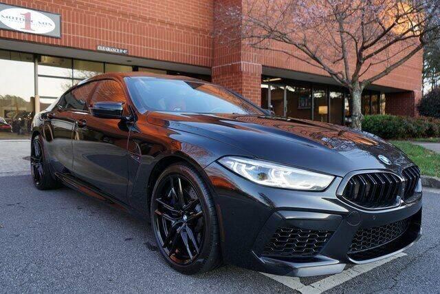 2020 BMW M8 for sale at Team One Motorcars, LLC in Marietta GA
