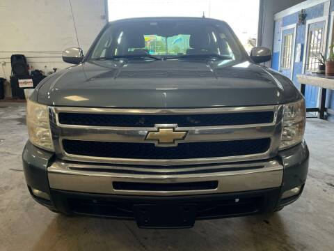 2011 Chevrolet Silverado 1500 for sale at Ricky Auto Sales in Houston TX