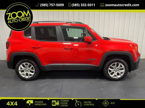 2018 Jeep Renegade for sale at ZoomAutoCredit.com in Elba NY