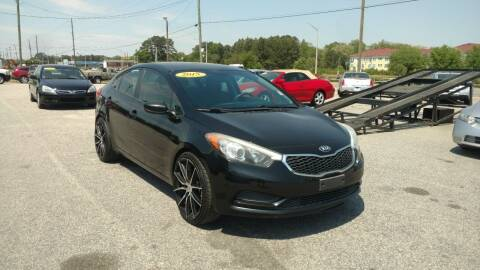 2015 Kia Forte for sale at Kelly & Kelly Supermarket of Cars in Fayetteville NC