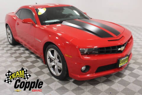 2010 Chevrolet Camaro for sale at Copple Chevrolet GMC Inc in Louisville NE