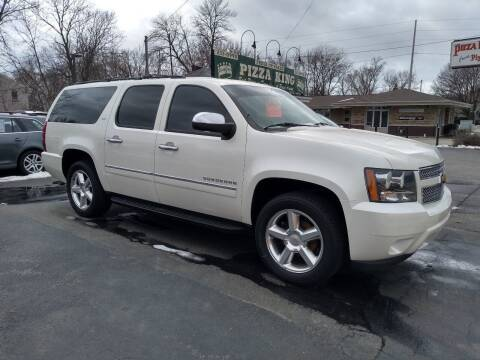 2012 Chevrolet Suburban for sale at Deals on Wheels in Oshkosh WI