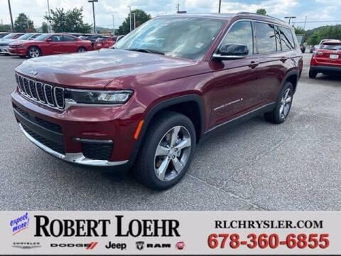 2021 Jeep Grand Cherokee L for sale at Robert Loehr Chrysler Dodge Jeep Ram in Cartersville GA