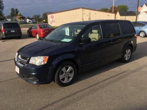 2013 Dodge Grand Caravan for sale at AUTO PLUS INC in Marinette WI