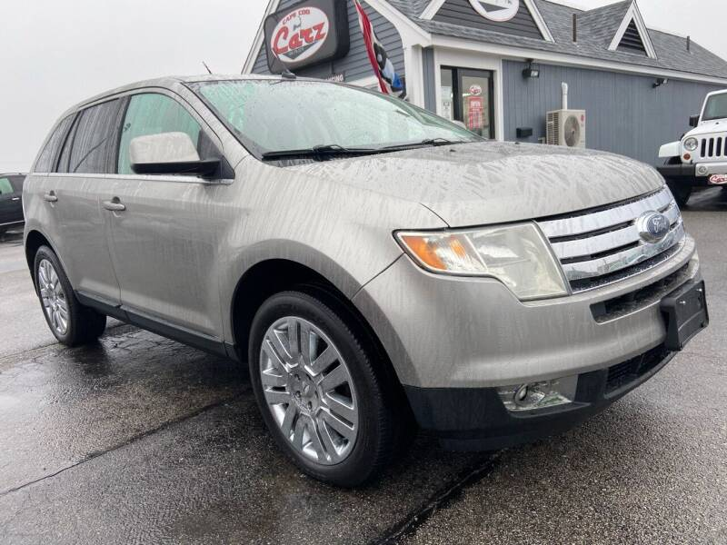 2008 Ford Edge for sale at Cape Cod Carz in Hyannis MA