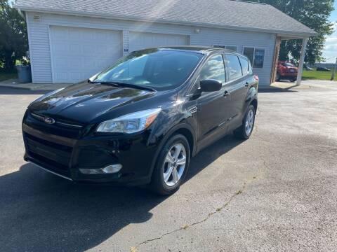 2016 Ford Escape for sale at Rombaugh's Auto Sales in Battle Creek MI