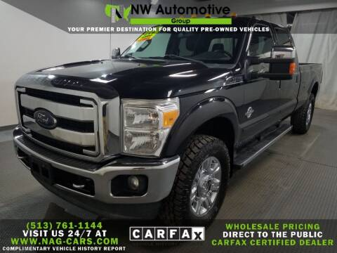 2012 Ford F-350 Super Duty for sale at NW Automotive Group in Cincinnati OH
