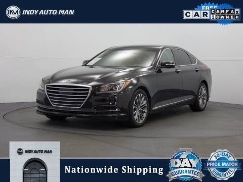 2017 Genesis G80 for sale at INDY AUTO MAN in Indianapolis IN