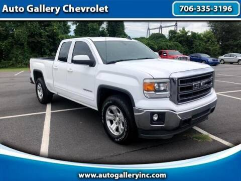 2015 GMC Sierra 1500 for sale at Auto Gallery Chevrolet in Commerce GA