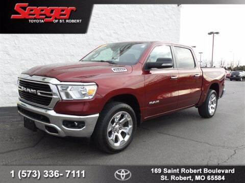 2019 RAM Ram Pickup 1500 for sale at SEEGER TOYOTA OF ST ROBERT in St Robert MO