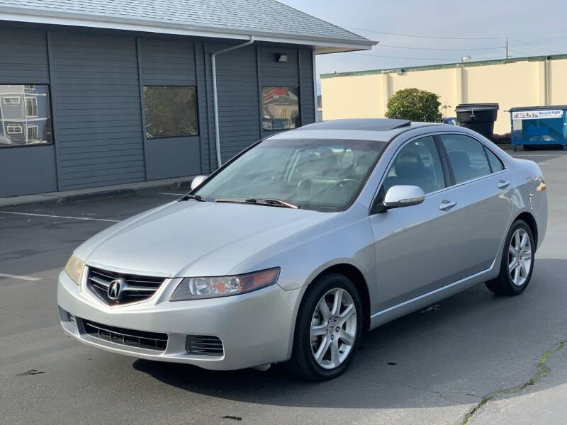 2004 Acura TSX for sale at South Tacoma Motors Inc in Tacoma WA