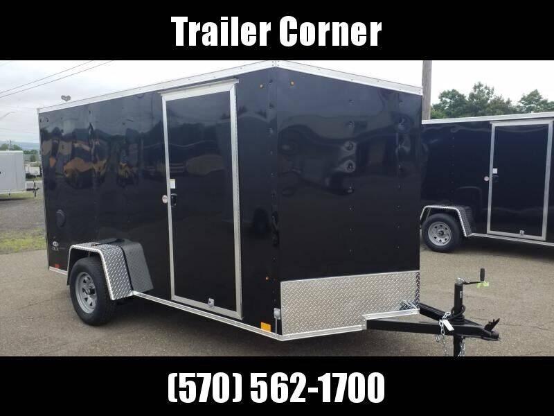 2021 Look Trailers STLC 6X12 RAMP DOOR