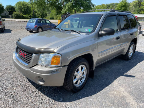 2003 GMC Envoy for sale at DOUG'S USED CARS in East Freedom PA