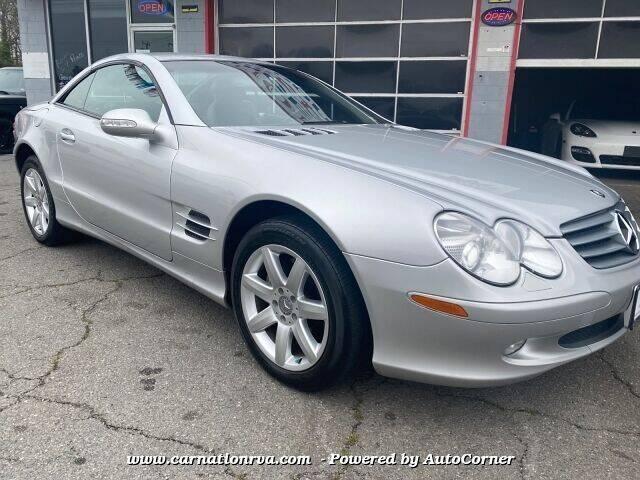 2003 Mercedes-Benz SL-Class for sale in Richmond, VA