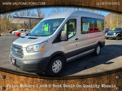 2016 Ford Transit Passenger for sale at Valpo Motors 1 and 2  Best Deals On Quality Wheels in Valparaiso IN