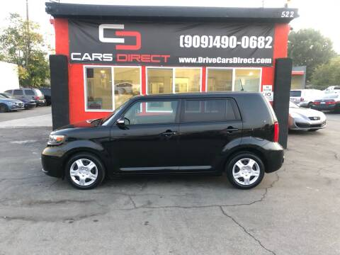 2008 Scion xB for sale at Cars Direct in Ontario CA