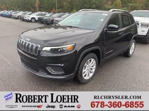 2020 Jeep Cherokee for sale at Robert Loehr Chrysler Dodge Jeep Ram in Cartersville GA
