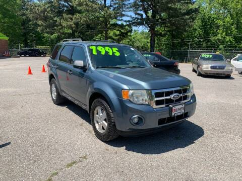 2011 Ford Escape for sale at Super Wheels-N-Deals in Memphis TN