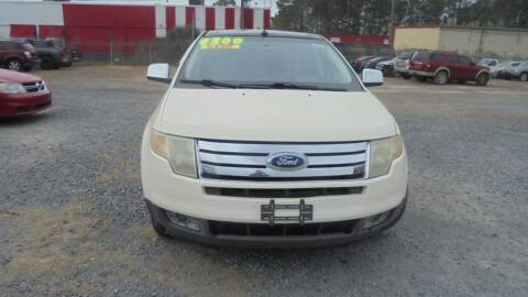2008 Ford Edge for sale at Auto Mart - Moncks Corner in Moncks Corner SC