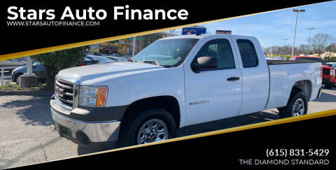 2008 GMC Sierra 1500 for sale at Stars Auto Finance in Nashville TN