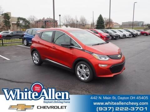 2021 Chevrolet Bolt EV for sale at WHITE-ALLEN CHEVROLET in Dayton OH