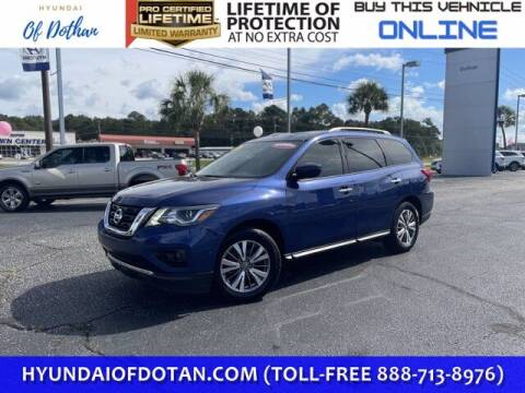 2020 Nissan Pathfinder for sale at Mike Schmitz Automotive Group in Dothan AL