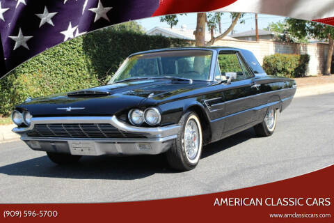 1965 Ford Thunderbird for sale at American Classic Cars in La Verne CA