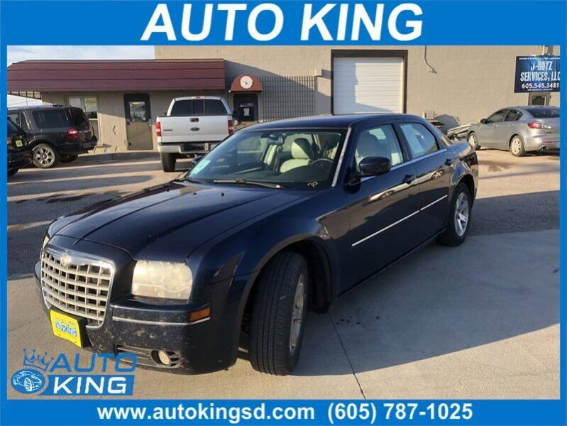 2006 Chrysler 300 for sale at Auto King in Rapid City SD